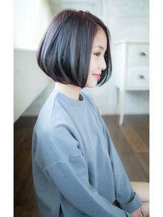 シャンドゥール栄 大人かわいいマッシュショートボブby宮本 - 24時間いつでもWEB予約OK!ヘアスタイル10万点以上掲載!お気に入りの髪型、人気のヘアスタイルを探すならKirei Style[キレイスタイル]で。