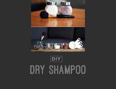 Find out how to make your own dry shampoo at home! // #DIY #beauty #hair