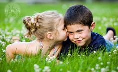 sibling love   I love this because of his face. He adores hi…   Flickr