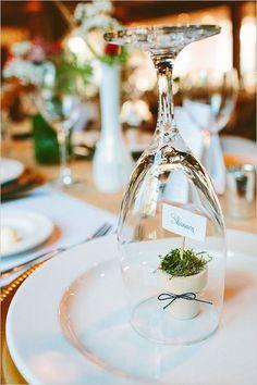 ナチュラルカラーが好きな方向けにオススメなのが、ホワイト×グリーンのコーディネート。ガーデンのような雰囲気で、シンプルだけどオトナ可愛い?爽やかな結婚式を考えている皆様必見です♪