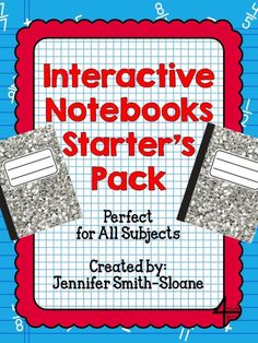 Interactive Notebooks Starter's Pack Freebie