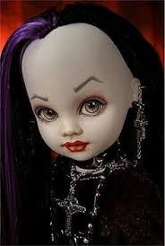 Image result for gothic dolls
