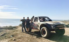 #Throwback to #Baja pre running the #Baja1000 with my buddy bad ass driver Scott Bailey of #Stronghold_Motorsports #GOLIATHMOTORSPORTS #Travel