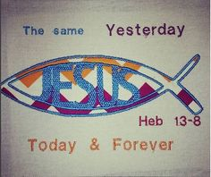 Christian fish Jesus design 1 design 8 by 4everkeepitsewunique