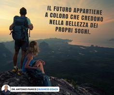 E TU CI CREDI? Il futuro ti sta già 🔥 aspettando. (Roosvelt)