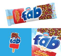 FAB is Fab at Fifty — The Dieline - Branding & Packaging Design