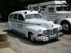 Cadillac Ambulance ★。☆。JpM ENTERTAINMENT ☆。★。