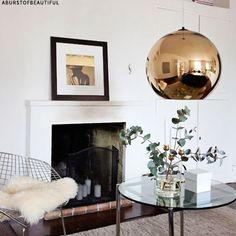 Brass Interiors Trend