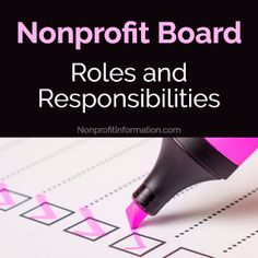 See list which clarifies nonprofit board members roles vs nonprofit staff responsibilities. Mutual respect is critical to run a successful nonprofit Family Fun Day, Family Game Night, Grant Writing, Nonprofit Fundraising, Leadership Roles, Event Planning, Business Planning, Business Ideas, Non Profit