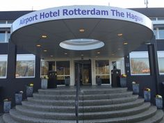 Regardz Airport Hotel Rotterdam in Rotterdam, Zuid-Holland