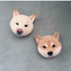 Yahoo!検索(画像)で「毛糸で動物ポンポンの作り方」を検索すれば、欲しい答えがきっと見つかります。