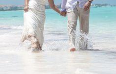 Cristina & Nickberto's destination wedding in Punta Cana, beach wedding in Punta Cana, Punta Cana wedding ideas @destweds