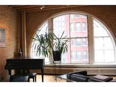Nothing Beats an Authentic Chicago Loft: 531 S. Plymouth