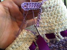 BiBa - Käsityöohjeet: Virkattu mekko - ohje Crochet Baby Dress Pattern, Baby Dress Patterns, Slip Stitch, Crochet Necklace, Chain, Cotton, Crafts, Dresses, Fashion