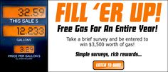 Free Gas For An Entire Year!        Click here -> http://bit.ly/ILdLcL