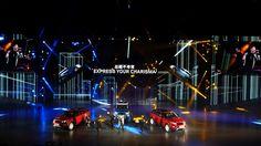 Land Rover annonce la production de la voiture Evoque pour la 1ère fois en Chine lors d'un impressionnant évènement signé Auditoire China. Superbien créé les contenus…