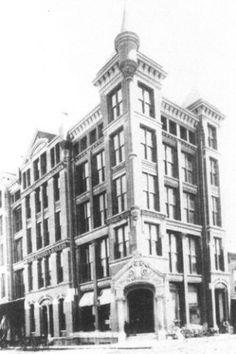 Leeper-Security Building, 331 West MainDenison, TX