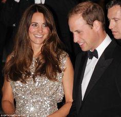 Duc & Duchesse of Cambridge aux Tusk Awards - le 12 Septembre 2013 _ Suite