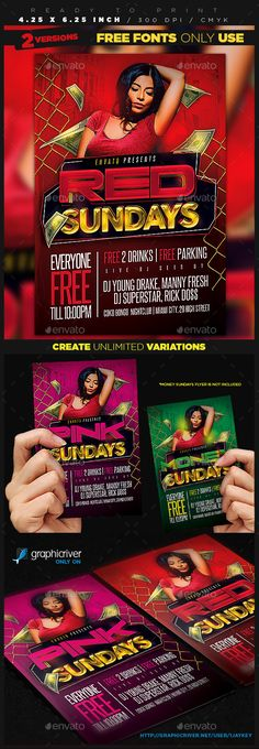 Midnight Mysteries After Night Flyer Flyer template, Template and