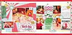 North Pole Breakfast ~Webster's Pages~ - Scrapbook.com