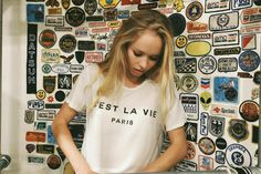 Brandy ♥ Melville | Paris