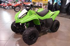 #DailyDeal NEW 2017 #Kawasaki KFX® 50 Under $2K from Freedom Powersports in #FortWorth #Texas #ATV #DFW