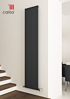 The Designer Radiator Company - Carisa Designer Radiators - Aluminium Range  Monza Vertical.jpg