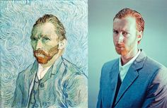 """Booooooom and Adobe have partnered up for a photo project and contest called """"Remake"""", which asks people to recreate famous works of art using photography."""
