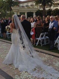 Long veil - Marriage Stuff