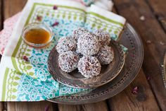 These little sweets use the simplicity of a few ingredients to quell a craving without any added sugar.