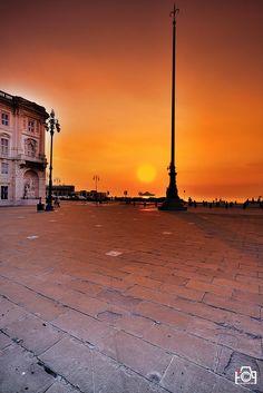 Trieste by Fabio Porcelli on 500px