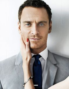 Michael Fassbender by Mario Testino for GQ, June 2012