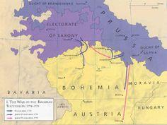 Operations Kaiser Karl, Bronn, Bavaria, Hungary, Austria, War, Bohemia, Brandenburg, Battle