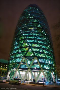 The Gerkin - City of London | by lyon photography