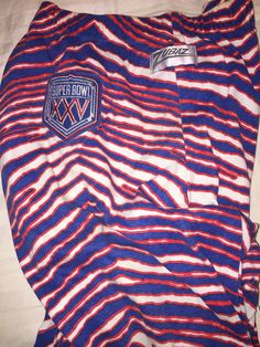 Giants Super Bowl Vintage Zubaz