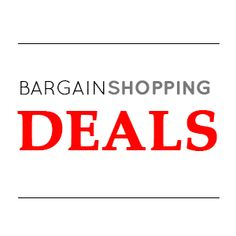 BargainShopping.Deals Removes Online Shopping Doubts with One-Stop Access to Attractive Bargain Deals