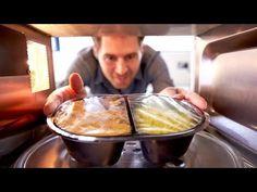 Cosas que puedes hacer con tu microondas que no sabías - YouTube