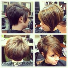 Cuts and Colors by Kacy at Wild Style Salon and Spa in Farmington UT! Book your appointment today! 801-451-7789 @wildstylesalonandspa #kacybroderickwildstyle #wildstylesalon Look us up on Facebook and Instagram