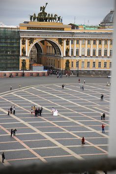 Looking out of the window - Hermitage Museum - St Petersburg