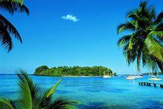 L'île Saint Vincent - Caraïbes