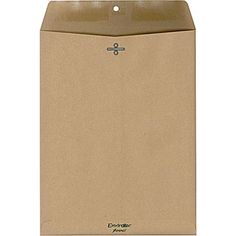 Ampad® 10in. x 13in. Envirotec  100% Recycled Envelopes, 110/Box