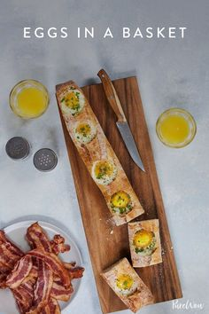 Learn how to make Eggs in a Basket for your next brunch with this easy recipe.