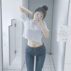 Wish i would look like her 💞 Whatsappgroup for ana and mias ->dm me (only 🇩🇪) cr.unknown skinny slim pretty girls girl ana mia diet workout stay strong be beautiful Korean Girl Fashion, Korean Fashion Trends, Ulzzang Fashion, Korea Fashion, Ulzzang Girl, Skinny Girl Body, Skinny Girls, Chica Cool, Skinny Motivation