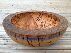 Oak Bowl by Colin Gosden.