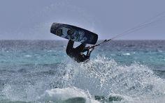 Rens Van de Schoot into his Low Mobe in Fuerteventura!