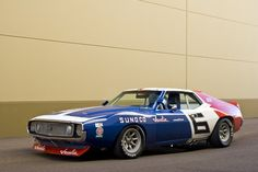 1971 AMC Mark Donohue - This and the Javelin were the only cool cars that AMC ever made.