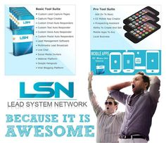 Use this lead system to build ANY business  and earn an easy $1,000 BONUS  without referring a single person! http://whygetlsn.info/?id=koja