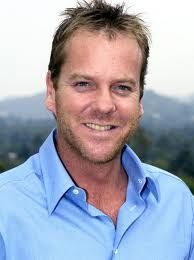 Kiefer Sutherland in my hood...chatted with him today.