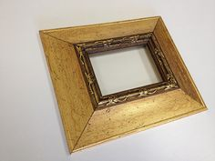 Aged Golden frame for ACEO's/ATC cards fits 25x35 by AceoFrames, $8.99