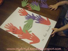 Preschool Alphabet Printables: Letter H - itsybitsylearners.com